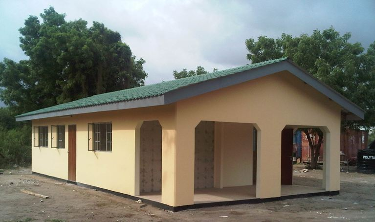 Low cost housing moladi south africa for Low cost building